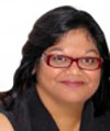 INGRID PERSAUD, author of If I Never Went Home (Blue China Press, 2013)