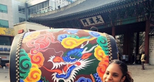 Racquel Griffith, ArtsEtc's intrepid Lit major and editorial assistant on her current trip to South Korea: discovering just how much the world really has to offer.
