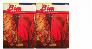 The cover of Bim Volume 6 feature art by Alison Chapman-Andrews